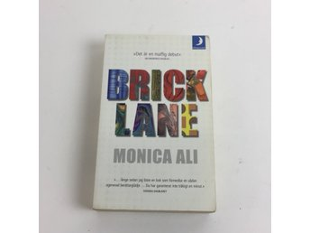 Bok, Brick Lane, Monica Ali, Pocket, ISBN: 9789170012129, 2005