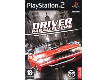 Driver Parallel Lines - Playstation 2