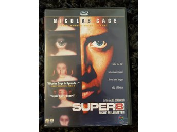 Super 8 - 8MM Eight Millimiter (1999) (Nicolas Cage, Joaquin Phoenix) Egmont