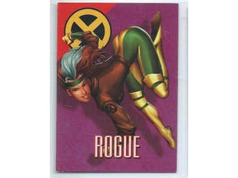 MARVEL X-MEN  SAMLARKORT - ROGUE
