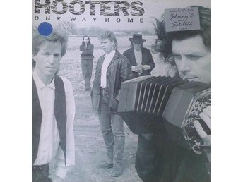 Hooters  titel*  One Way Home* Pop Rock LP