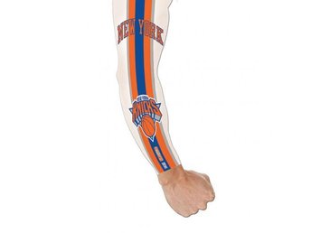 New York Knicks Tattoo Sleeves