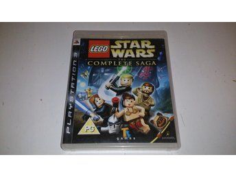 - Lego Star Wars The Complete Saga PS3 -