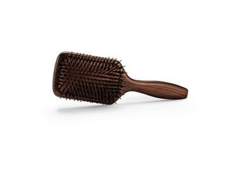 Vintage Maple Paddle Brush