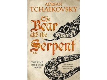 The Bear And The Serpent (Bok)