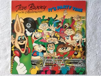 JIVE BUNNY and the Mastermixers - It's Party Time