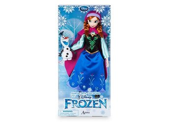 Disney Frozen Anna Exclusive 12 Inch Classic Doll with Olaf