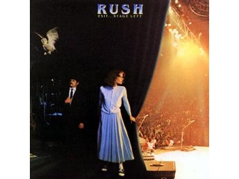 Rush: Exit... Stage left 1981 (Rem) (CD)