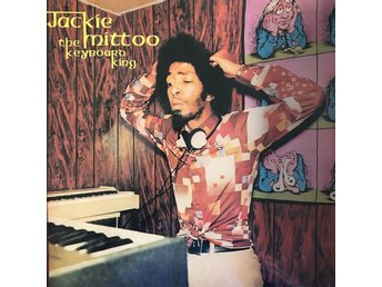 JACKIE MITTOO - THE KEYBOARD KING NY LP
