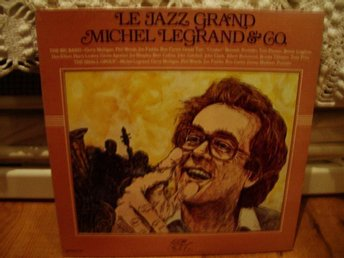 Vinyl-LP, Michel Legrand & Co