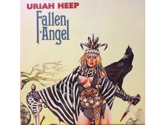 LP Uriah Heep  Fallen Angel