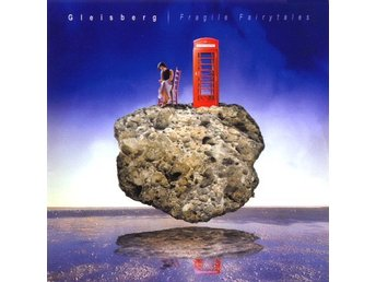 Gleisberg –Fragile Fairytales cd 2001 ambient electronic