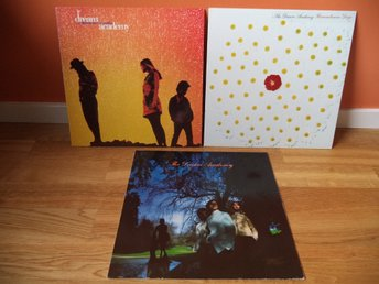 The Dream Academy: ST+Remembrance Days+A Different Kind Of Weather. 3 LP. Pop