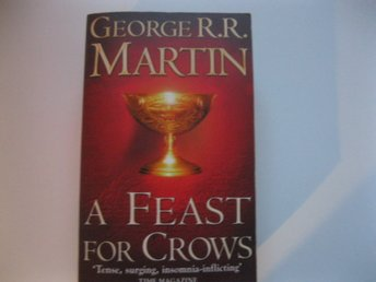 George R. R Martin A Feast for Crows