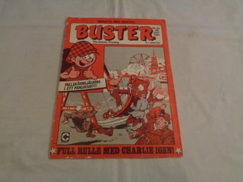 Buster nr 16 1967