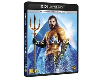 Aquaman 4K + BluRay