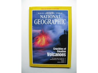 National Geographic vol 182 Nr 6 1992