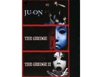 Asian Vision Box - JU-ON / The Grudge / The Grudge 2 (Japan Original)