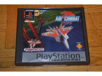 Air Combat Playstation PS1 PSOne