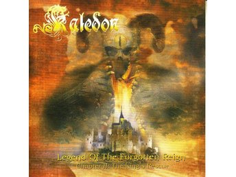 Kaledon-Legend of the Forgotten Reign / CD / Power Metal