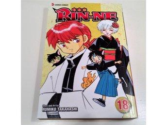 Kyoukai no Rinne / Rin-ne - Vol 18 - Rumiko Takahashi - Manga - Uppsala - Kyoukai no Rinne / Rin-ne - Vol 18 - Rumiko Takahashi - Manga - Uppsala