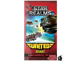 Star Realms United Assult Expansion Pack