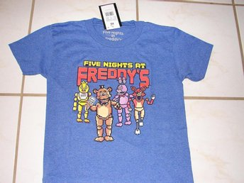 Five Nights at Freddy's T-shirt  x-small  Ny