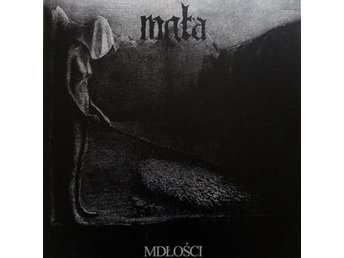 Mgla: Mdlosci / Further Down The Nest (Vinyl LP) FRAKTFRITT