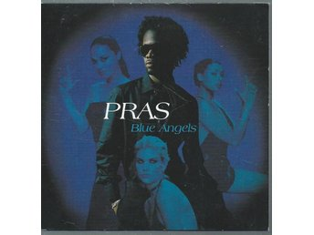 PRAS - BLUE ANGELS (CD MAXI/SINGLE )