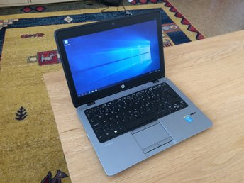 "HP EliteBook 820 G1 12.5"" LED Core i5 4310U 2Ghz 8GB 128GB SSD Tangentbelysning"