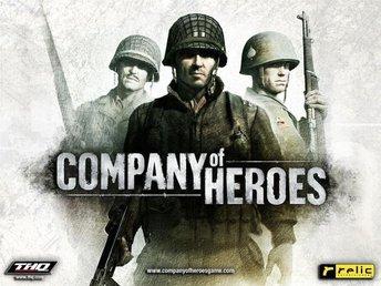 Pc spel: Company of Heroes (Steam) - Heby - Pc spel: Company of Heroes (Steam) - Heby