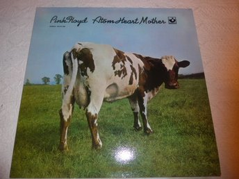 Pink Floyd - Atom heart mother - LP - Orange vinyl