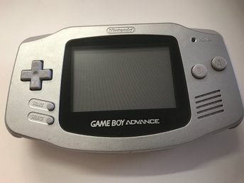 Nintendo Gameboy Advance basenhet