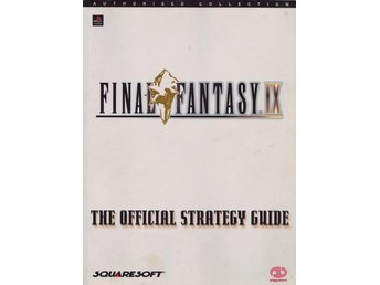 Final Fantasy IX : The Official Strategy Guide (Piggyback) (Beg)