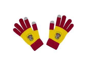 Harry Potter - Gloves Gryffindor red touchscreen