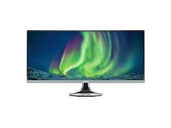 "Asus 34"" MX34VQ, 3440x1440, Harmon Kardon speakers, Qi wireless charging, Flicke"