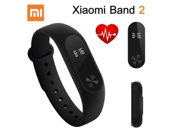 Xiaomi Mi Band 2 Smart Armband Armband Fitness Tracker Heart Rate Monitor