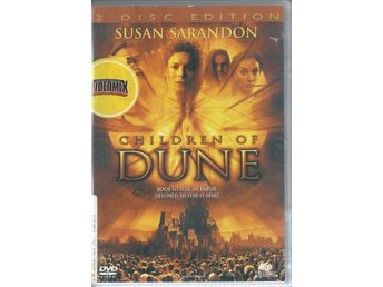 CHILDREN OF DUNE - 2 DVD   ( SVENSKT )