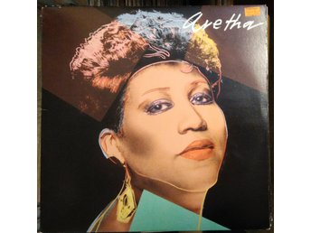 Aretha Franklin - Aretha, LP