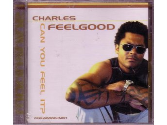 Charles Feelgood-Can you feel it? / CD