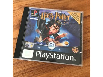 Harry Potter- De Vises Sten PS1
