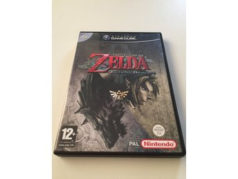 Zelda - Twilight Princess Nintendo Gamecube