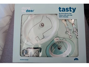 Done by deer - Tasty dinner set