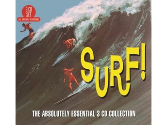 Surf! Absolutely Essential (3 CD)