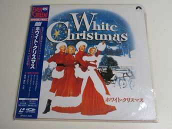 WHITE CHRISTMAS (Laserdisc) Irving Berlin