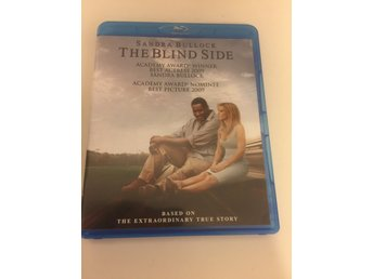 The blind side. Svensksåld