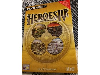 Heroes of Might and Magic IV (4) (Small box)