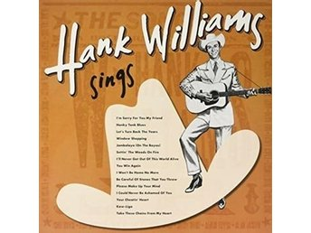 Williams Hank: Sings (Vinyl LP)