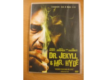 DR, JEKYLL & MR. HYDE (2008) - SKRÄCK - DVD