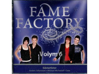 Fame Factory Volym 6 2003 CD